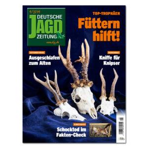 Deutsche Jagdzeitung 2019/09 im Pareyshop