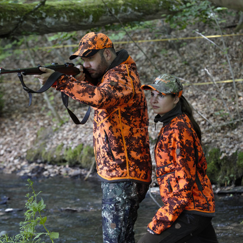 Northern Hunting Camo-Wendejacke Roar im Pareyshop