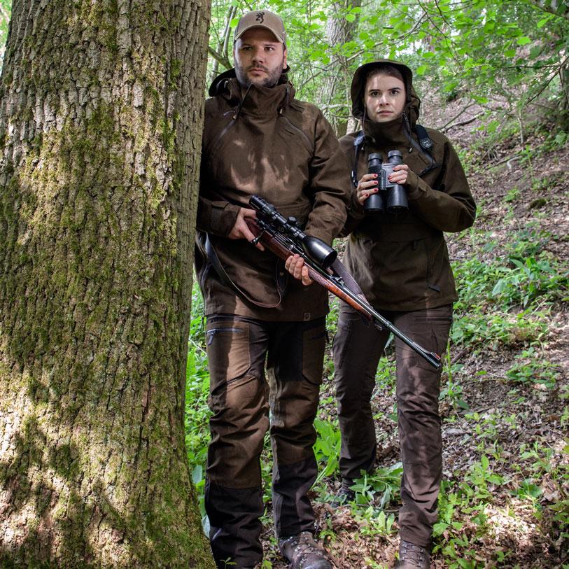 Northern Hunting Herren-Anorak Akse im Pareyshop