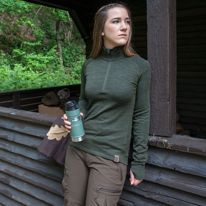 Northern Hunting Damen-Sweater (Merino) Svanhild im Pareyshop