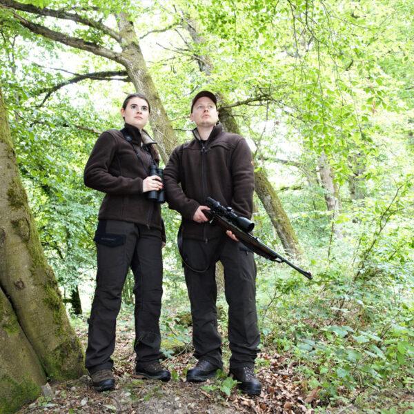 Shooterking Forest Fleecejacke Herren im Pareyshop