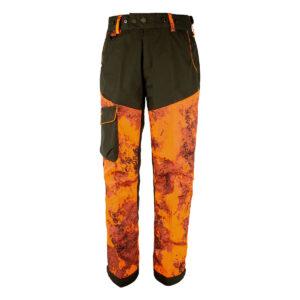 Pinewood Herrenhose Cumbria Wood Extreme Moosgrün/Strata Blaze im Pareyshop