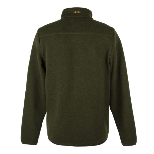 SWEDTEAM Sweater Josh Classic M Lodengrün im Pareyshop