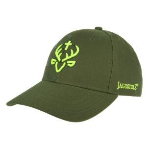Jagdstolz Cap Logo Neon im Pareyshop