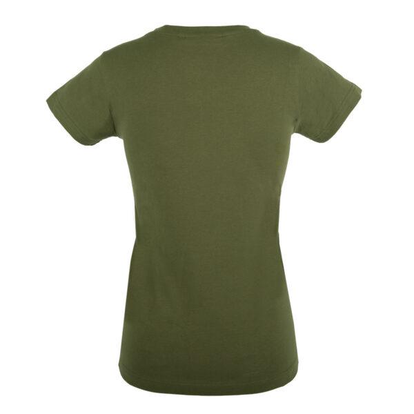 Jagdstolz Damen T-Shirt Big Logo Pink im Pareyshop