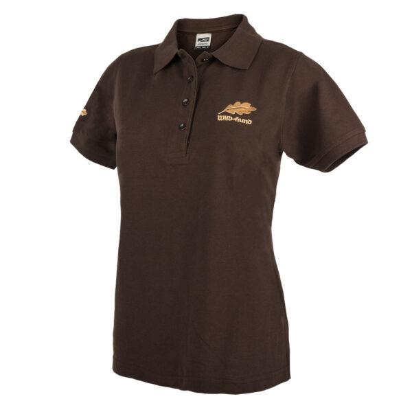 WILD UND HUND Edition: Damen Poloshirt kurzarm im Pareyshop