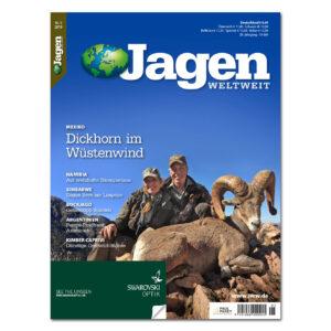 Jagen Weltweit 2019/05 im Pareyshop