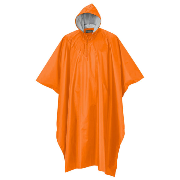 Pinewood Rainfall Poncho Orange im Pareyshop