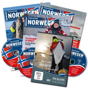 Norwegen Medien-Set im Pareyshop