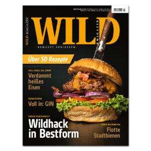 WILD - Bewusst geniessen Ausgabe 01/2019 im Pareyshop