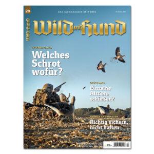 Wild und Hund 2019/20 im Pareyshop