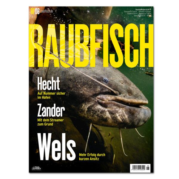 Der Raubfisch 2019/06 im Pareyshop