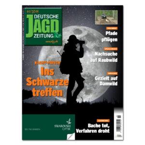 Deutsche Jagdzeitung 2019/11 im Pareyshop