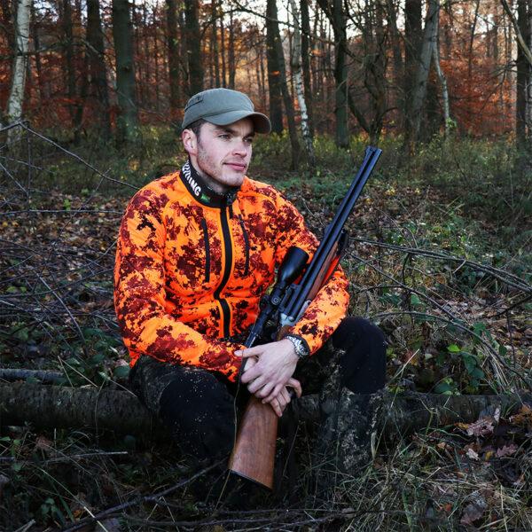 """DJZ Edition: Northern Hunting Wendejacke """"Deutsche Jagdzeitung"""" im Pareyshop"""