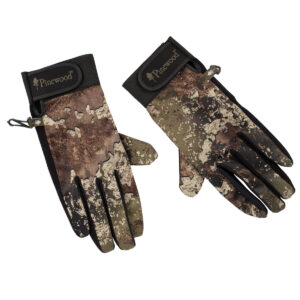 Pinewood Handschuhe Thüringen Camo Strata/Schwarz im Pareyshop