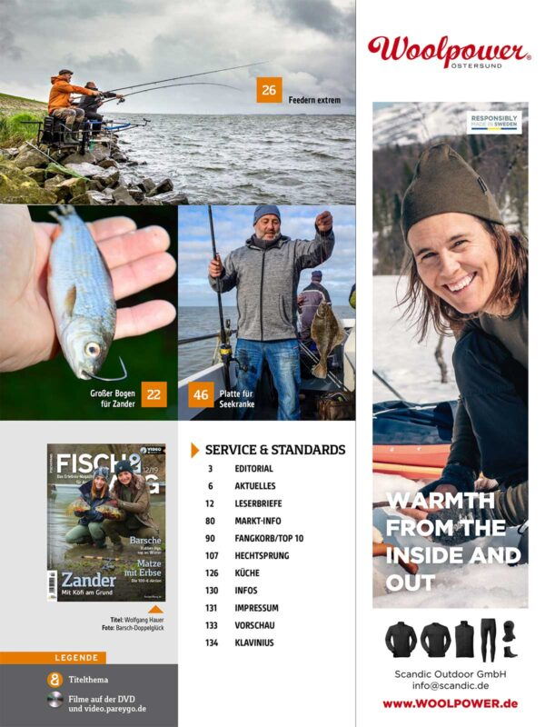 Fisch & Fang 2019/12 im Pareyshop