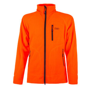 HART Fleecejacke Wagrain-FZ Orange-Blaze im Pareyshop