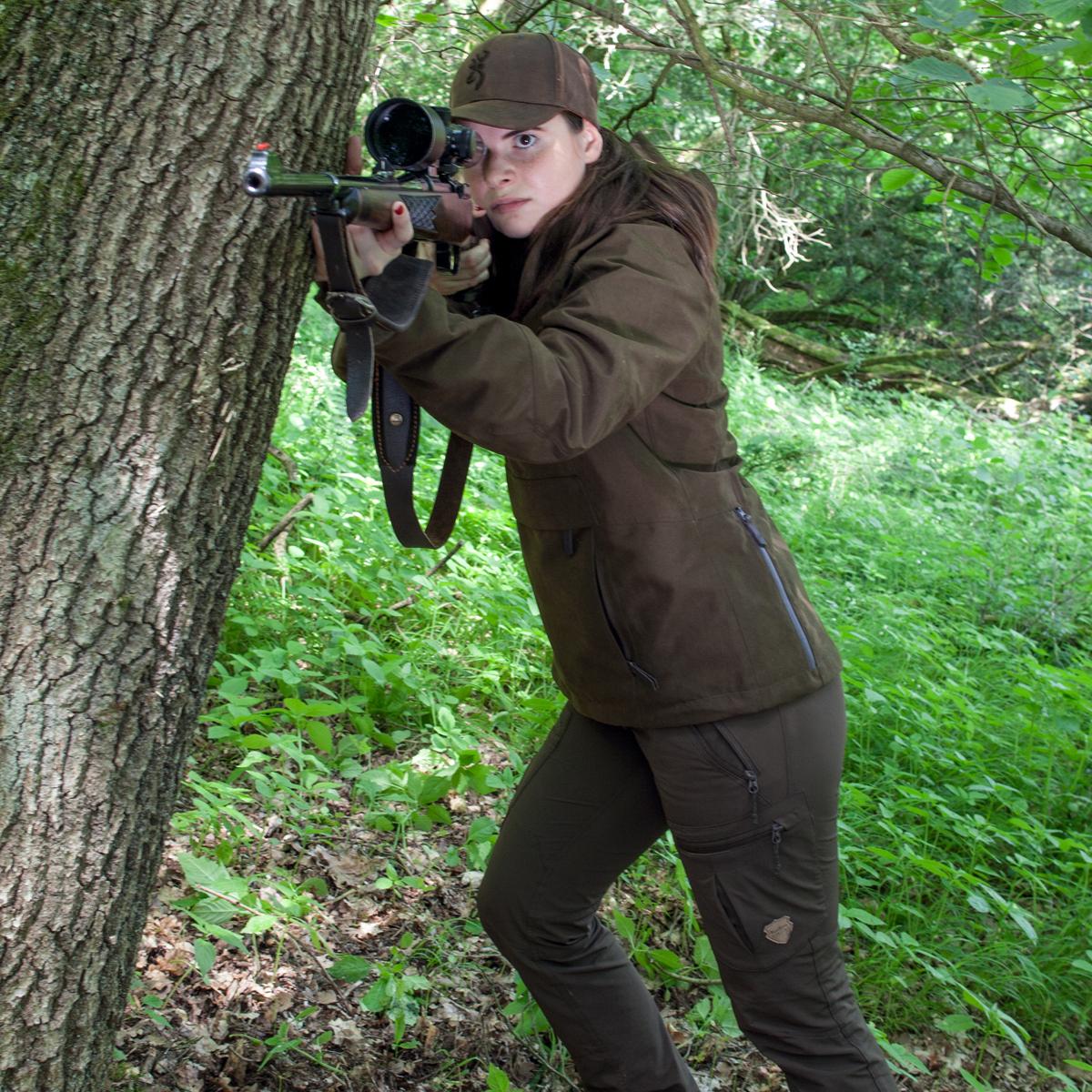 Northern Hunting Damen-Anorak Alva Ildri im Pareyshop
