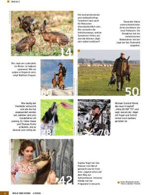 Wild und Hund 2020/01 im Pareyshop