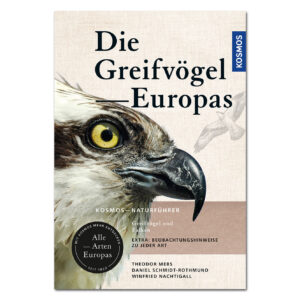 Die Greifvögel Europas im Pareyshop