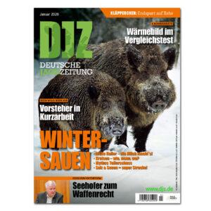 Deutsche Jagdzeitung 2020/01 im Pareyshop