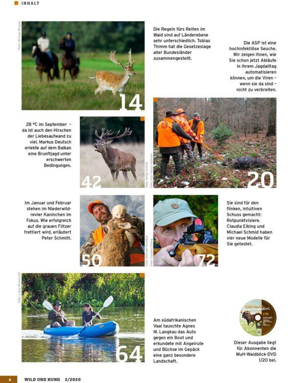 Wild und Hund 2020/02 im Pareyshop