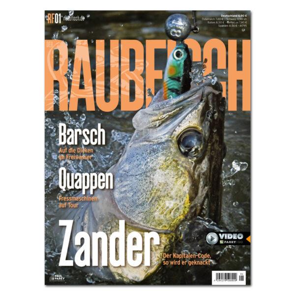 Der Raubfisch 2020/01 im Pareyshop