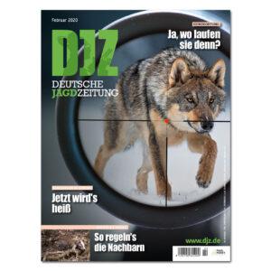 Deutsche Jagdzeitung 2020/02 im Pareyshop