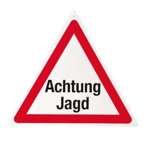 """AKAH Warndreieck """"Achtung Jagd"""" im Pareyshop"""