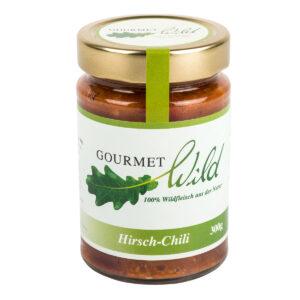 GOURMET WILD - Hirsch-Chili im Pareyshop