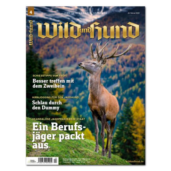 Wild und Hund 2020/04 im Pareyshop