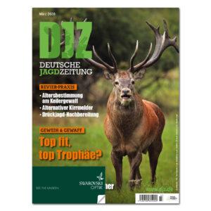 Deutsche Jagdzeitung 2020/03 im Pareyshop