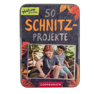 50 Schnitz-Projekte - Nature Zoom im Pareyshop