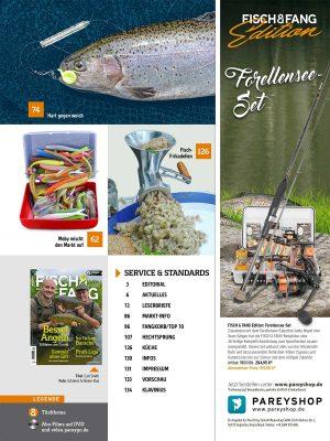 Fisch & Fang 2020/04 im Pareyshop