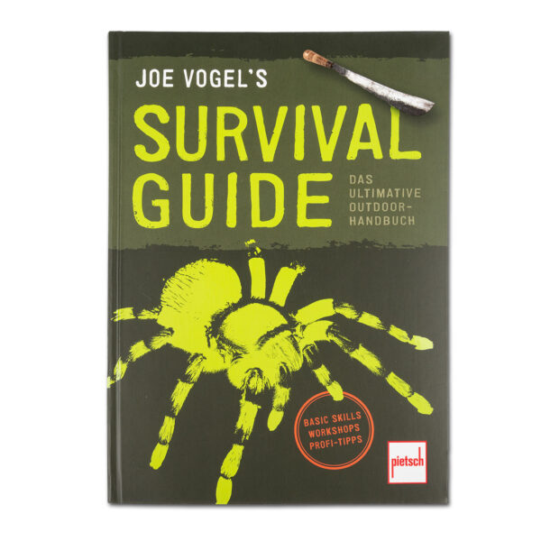 Joe Vogel´s Survival Guide im Pareyshop
