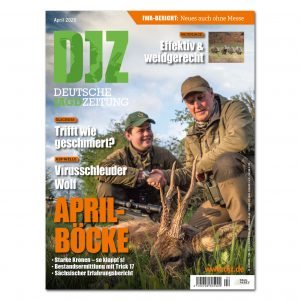 Deutsche Jagdzeitung 2020/04 im Pareyshop