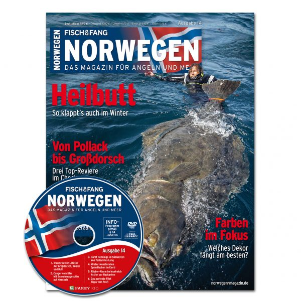 Norwegen-Magazin Nr. 14 + DVD im Pareyshop