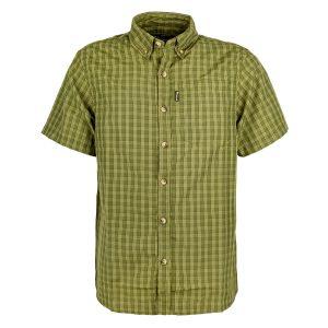 Pinewood Herren Sommerhemd Grün im Pareyshop