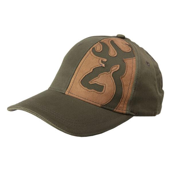 Browning Cap Buckshot Braun im Pareyshop