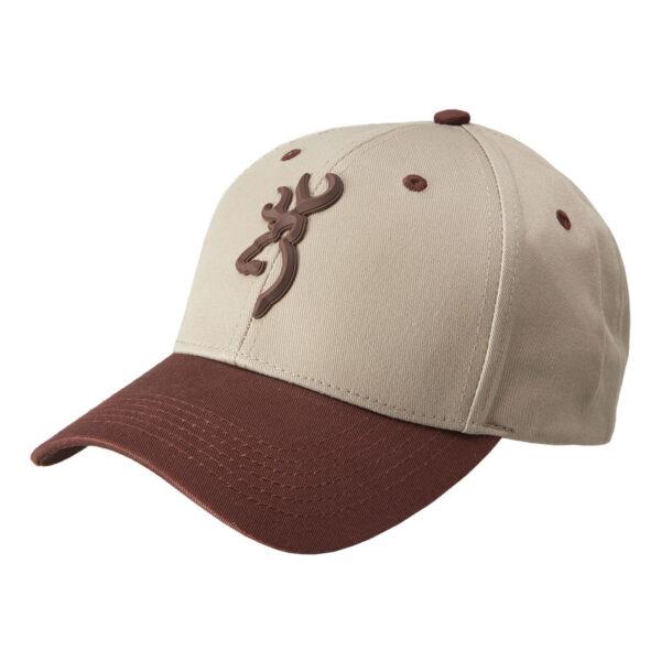Browning Cap Molded Buck Beige im Pareyshop
