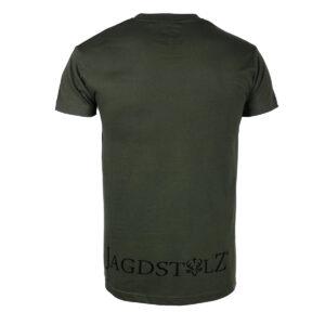Jagdstolz Black Edition Herren T-Shirt Logo Black im Pareyshop