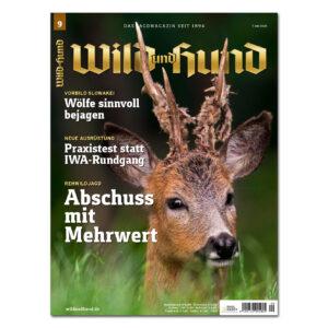Wild und Hund 2020/09 im Pareyshop