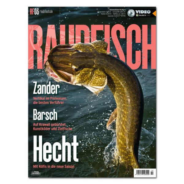 Der Raubfisch 2020/03 im Pareyshop