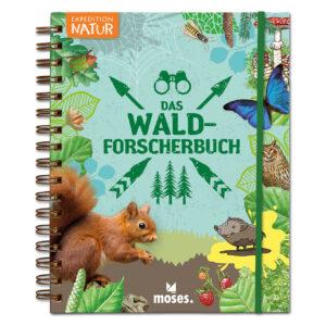 Das Waldforscher-Buch im Pareyshop