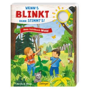 Wenn´s blinkt dann stimmt´s – Mein Lichtbuch Wald im Pareyshop