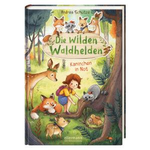 Die wilden Waldhelden – Kaninchen in Not im Pareyshop