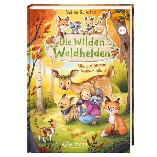 Die wilden Waldhelden – Alle zusammen