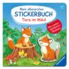 Mein allererstes Stickerbuch: Tiere im Wald im Pareyshop