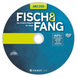 Heft-DVD FISCH & FANG 2020 im Pareyshop