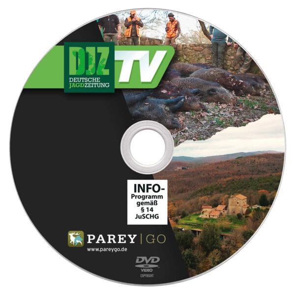 Heft-DVD DEUTSCHE JAGDZEITUNG 2020 im Pareyshop